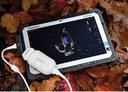 Mobile Ultraschalldiagnostik für die Truppe