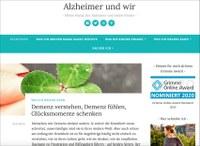 """""""Alzheimer und wir"""": Blog von """"Baby und Familie""""-Redakteurin für den Grimme-Online-Award nominiert"""