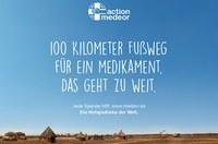 Kampagne für gerechtere Medikamentenverteilung gestartet