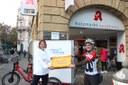 Alliance Healthcare setzt in Freiburg auf Cargo Bike
