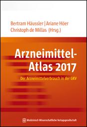 Arzneimittel-Atlas 2017 erscheint mit neuer Internetseite