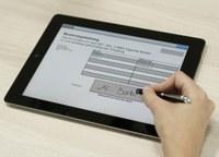 Business-Prozesse auf dem iPad