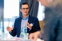 Benjamin Rohrer verstärkt PZ-Chefredaktion