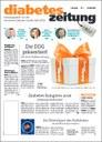 """DDG bringt """"diabetes zeitung"""" auf den Markt"""