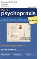 """Die """"neue"""" Psychopraxis"""