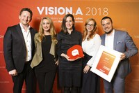 Goldener COM.Vision Award für AbZ-Pharma und Hopf Strategie