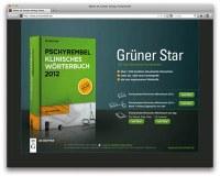 """Die neue Generation Pschyrembel: Online-Marketing für """"grünen Star"""""""