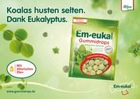 """Dr. C. Soldan startet Kampagne für """"Em-eukal"""""""