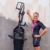 El Pato verlängert Partnerschaft mit Paralympics-Star Christiane Reppe