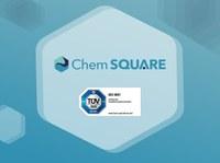 Digitaler Auditdienstleister ChemSquare erhält Zertifizierung