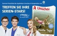"""Mit """"Apotheken Umschau"""" Stars aus """"In aller Freundschaft"""" begegnen"""