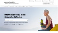 Nationales Gesundheitsportal geht online