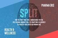 Global Awards: Pharma (Rx) und Health & Wellness mit Extra-Jurys