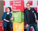 Spirit Link als zweitbester Arbeitgeber Deutschlands 2019 ausgezeichnet