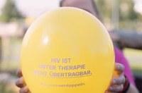 Message von #wissenverdoppeln Vol. 3: HIV ist unter Therapie nicht übertragbar