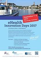 "Konferenz ""eHealth Innovation Days 2017″"
