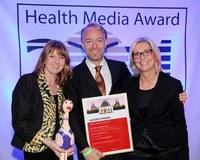 Medical Tribune Online gewinnt Health Media Award 2011