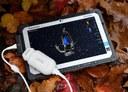 Mobile Ultraschalldiagnosik für die Truppe