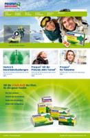 """Gams & Schrage entwickelt neue """"Prospan""""-Website"""