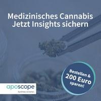 Studie: Medizinisches Cannabis - Fluch oder Segen für Apotheken?