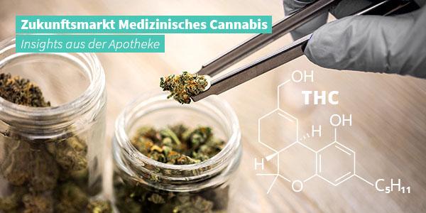 """Neue Studie """"Zukunftsmarkt Medizinisches Cannabis: Insights aus der Apotheke"""""""