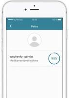 """Neue Team-Funktion in der """"MyTherapy""""-App"""