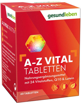 """Neuer Markenauftritt der """"gesund leben""""-Produkte"""