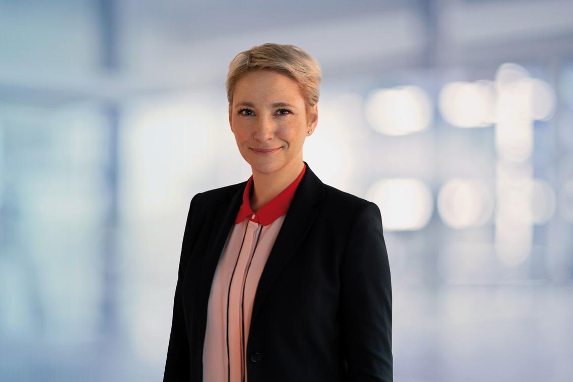 Alexandra Robuste verstärkt die good healthcare group