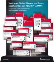 POS-Aktion von Aliud Pharma zu den Indikationen Erkältung und Magen-Darm