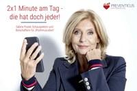 Sabine Postel wird Botschafterin für Schlaganfall-Vorsorge