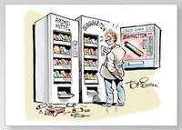 Satire-Post zur Bundestagswahl