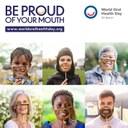 #MouthProud: FDI-Kampagne zum Weltmundgesundheitstag