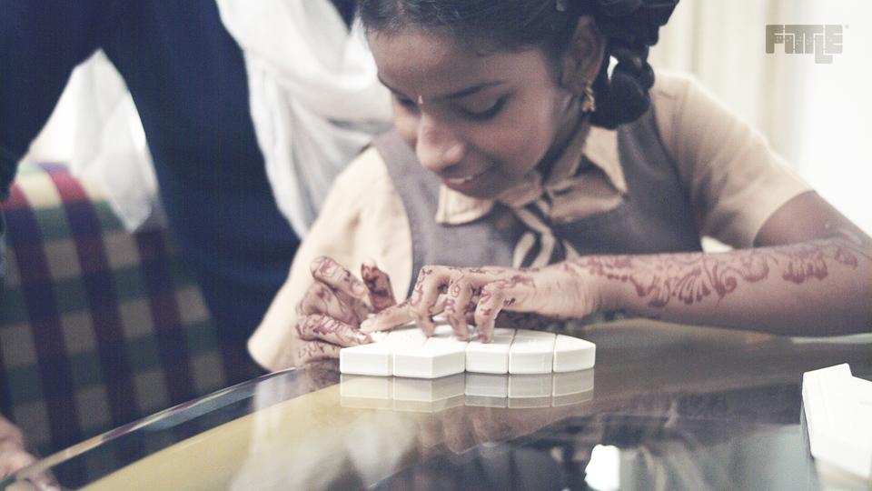 Serviceplan entwickelt erstes Braille-Puzzle im 3D-Druckverfahren