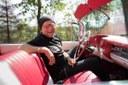 Titus Dittmann wirbt im YouTube-Video für Hörakustik-Fachgeschäft