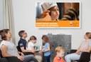 TV-Wartezimmer unterstützt die Sarah Wiener Stiftung