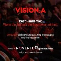 VISION.A 2021: Tickets jetzt erhältlich