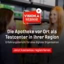 """Vision.A Webinar"": Exklusive E-Learning-Plattform für Apothekenteams startet"
